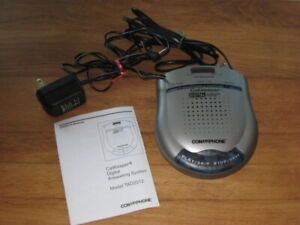 CONAIR DIGITAL ANSWERING SYSTEM W/ OWNERS MANUAL