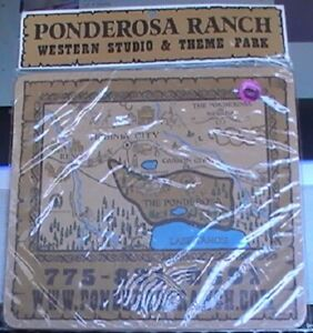 Ponderosa Ranch Mouse Pad NIP