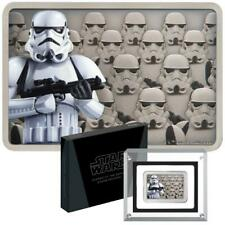 Niue 2 Dollar 2020 Star Wars™ Stormtrooper™ Imperiale Garde™ (1.) 1 Oz Silber AF