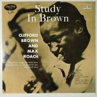 Clifford Brown And Max Roach Study In Brown Mercury BT-1321 JAPAN VINYL LP JAZZ