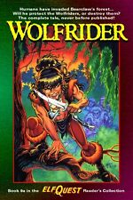"ELFQUEST Readers Collection vol 9a ""Wolfrider"" NEW, SIGNED!"