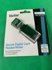 Vivitar Secure Digital Card Reader / Writer