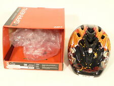 "Louis Garneau Kids Flow Bike Helmet kid Sml Fits 18.75-21.25"" Astronaut Design"
