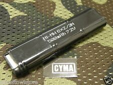Airsoft CYMA 7.2V 500mAh Micro Battery For AEP G18C CM-030 CM121 (Ni-MH) (65)