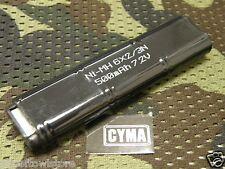 CYMA 7.2V 500mAh Micro Battery For Airsoft AEP G18C CM-030 CM121 (Ni-MH) (65)
