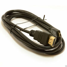 2m Micro D Hdmi 1.4 Plug To Hdmi Plug de alta velocidad HD