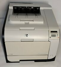 HP Laserjet CP2025 Color LaserJet Printer Tested with power cord no Toner