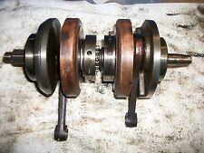 Honda CB360 CB 360  Engine crank and rods
