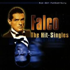 Falco Hit-singles (1998, incl. 3 maxi-versions) [CD]