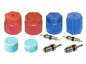 For 2006-2011 Buick Lucerne A/C System Valve Core and Cap Kit 28269HK 2007 2008