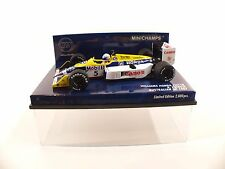 Minichamps Williams Honda FW11B Patrese #5 australian GP 1987 neuf 1/43 MIB