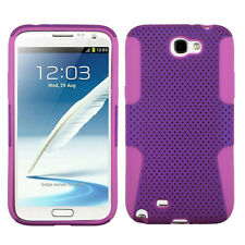 ASMYNA Purple/Electric Pink Astronoot Phone case for SAMSUNG T889 Galaxy Note II