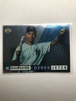 Derek Jeter 1994 Upper Deck Top Prospects RC #550