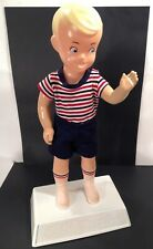 Vintage1950's Buster Brown Shoes Clothing Store Display Mannequin Doll NICE