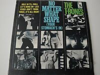 THE T-BONES NO MATTER WHAT SHAPE YOUR STOMACH'S IN VINYL LP DON'T THINK TWICE