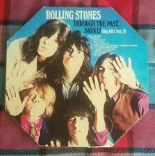 Rolling Stones Through the Past Darkly LP (Big Hits Vol 2)  NPS -3 First Press!