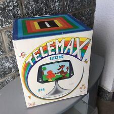 Vintage Tv# 70'S Igc Telemax  P14 Projector 220 V Nib Very Rare Super 8   Mupi