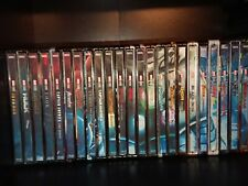 23 marvel MCU magnetic Steelbook Spine tranche magnétique pour steelbook thanos