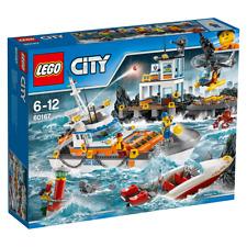 LEGO City 60167: Coast Guard Head Quarters