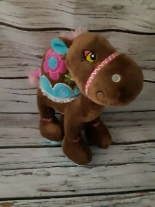 Fay Lawson camel Soft Plush 23cm tall Brown soft toy With Tags