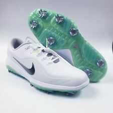 Nike React Vapor 2 Golf Shoes Size 11 White Green Glow BV1135-103
