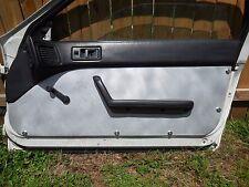 RX7 LRB Speed MANUAL WINDOW FC3S FC Aluminum Door Panel Card 86-91 Mazda Wankel