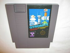 "Gyromite ""5 Screw"" (Nintendo NES) Game Cartridge Excellent"