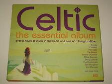 ARTISTES DIVERS/CELTIC-LE ESSENTIAL ALBUM(MANTCD212) 2XCD ALBUM