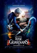 POSTER LOCANDINA LE 5 LEGGENDE RISE OF THE GUARDIANS BABBO NATALE JACK FROST #1