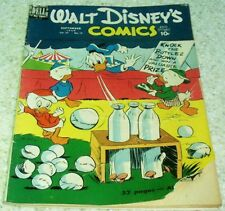 Walt Disney's Comics and Stories 120, Gd/Vg (3.0) 1950, 40% off Guide