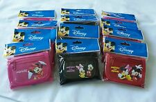 12 pcs Disney Mickey Minnie Tri Fold Wallet Party Favor Kids Birthday Supply :o)