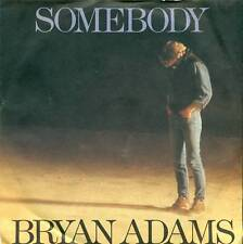 "BRYAN ADAMS - SOMEBODY UNIQUE VINYLE 7"" S4230"