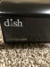Dish Network Vip 722K Hd Dvr Hdtv High Definition No Remote Satellite Receiver