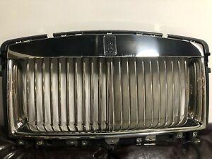Rolls Royce Ghost Radiator Grille Grill 51117301357