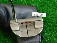 "Titleist Scotty Cameron 2018 Select Fastback 2 35"" Putter with Headcover"