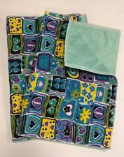 2 New  Reusable Bed Underpads 18 x 24 Incontinence Waterproof Washable Chair Pet