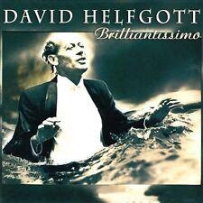 David Helfgott Brilliantissimo (CD, Jun-1997, RCA Victor Red Seal)