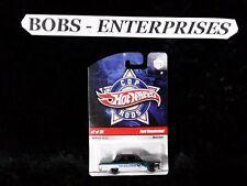Hotwheels Cop Rods Ford Thunderbolt ec-195