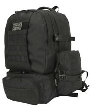 Kombat Expedition back pack daysack 50 Litre Army Military Police use - Black
