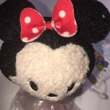 Disney Tsum Tsum Minnie Mouse Collectible Plush Mini Authentic NWT
