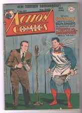Action Comics #127 (Superman) Golden Age-DC Comics VG+    {Generations}