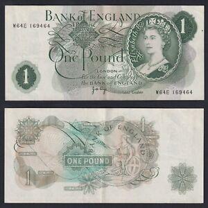 Regno Unito 1 pound 1970/77 (464) SPL/XF B-09