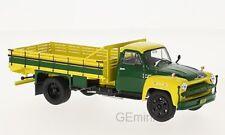 Whitebox WHT279 - Chevrolet C 6500 jaune / vert - 1958 1/43