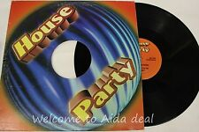 """House Party - Poison / Do Me/ World To The Mutha!/ When Will I see yoLP (VG) 12"""""""
