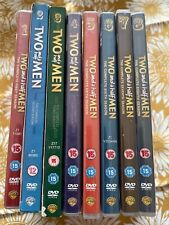 Two and a Half Men Seasons 1 to 8