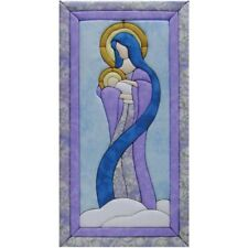 Quilt Magic 10-inch By 19-inch Mary And Baby Jesus Kit - 10 x 19inch Kit10x19