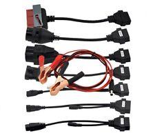 full set 8 pcs car cables  Car Diagnostic tool obd2 Interface For DS150E Delphi