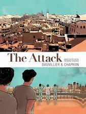 Attack by Loïc Dauvillier, Yasmina Khadra and Ivanka Hahnenberger (2016,...