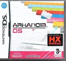 ARKANOID DS - ITA NINTENDO DS 2DS 3DS (SOLO 2D) nuovo