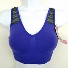 Hanes Bra Comfort Flex Fit Wire Free Womens Size Small Pullover Seamless Stretch